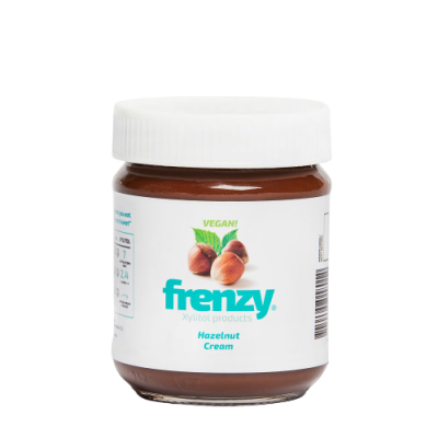 Frenzy Hazelnut Spreader 200 g