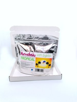 Hammaskeiju Tropical (Erythritol) 500g, shipping included